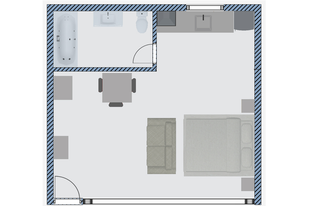 Lux Studio plan 1024x683