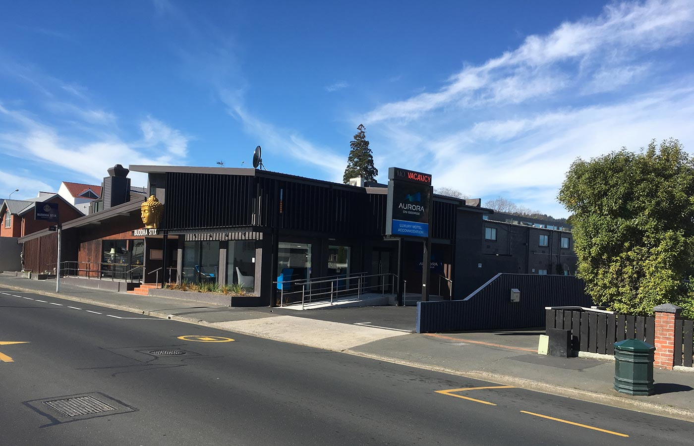 Aurora on George - Dunedin's newest landmark